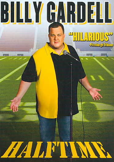 BILLY GARDELL:HALFTIME BY GARDELL,BILLY (DVD)