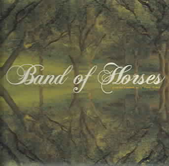 EVERYTHING ALL THE TIME BY BAND OF HORSES (CD)